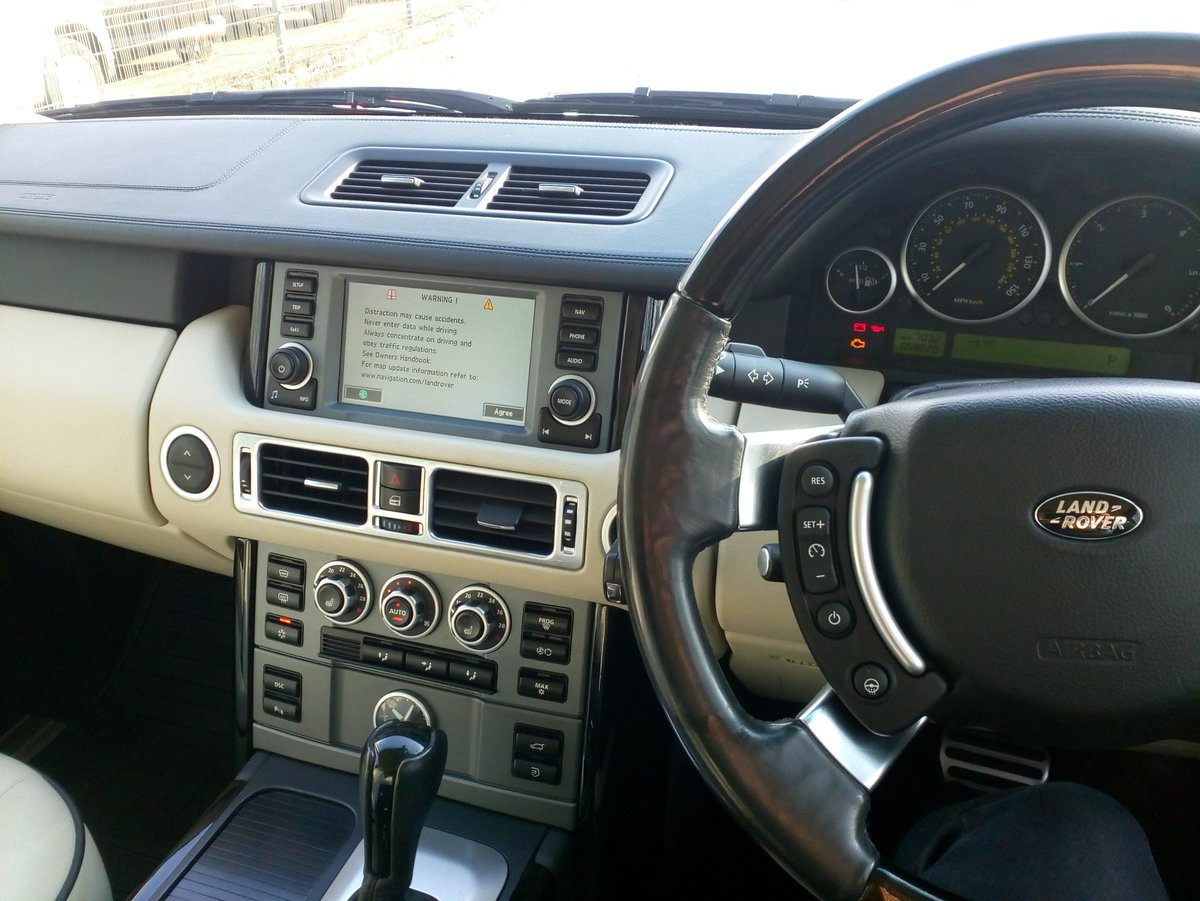 2009 Range Rover TDV8 Westminster For Sale (picture 6 of 6)