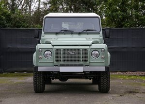 2015 Land Rover Defender 110 Heritage For Sale by Auction