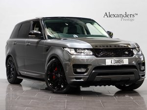 2017 17 17 RANGE ROVER SPORT AUTOBIOGRAPHY DYNAMIC For Sale
