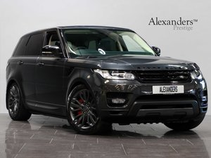 2017 17 17 RANGE ROVER SPORT HSE DYNAMIC 3.0 SDV6 AUTO For Sale