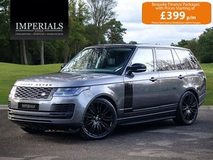 2018 Land Rover  RANGE ROVER  3.0 TDV6 VOGUE EU6 8 SPEED AUTO  62