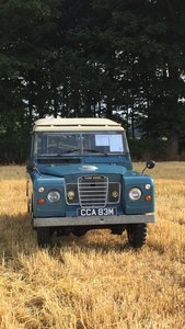 1973 Excellent Land Rover series III