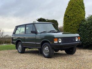 Picture of 1992 Land Rover Range Rover Classic 2 Door. Left Hand Drive  SOLD