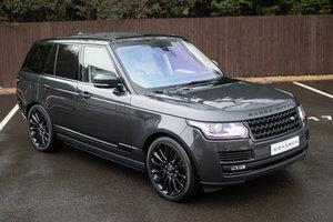 2016/16 Range Rover Autobiography SDV8 For Sale