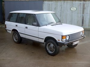 1994 Land Rover Range Rover Classic - 200Tdi Automatic