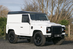 2013 Land Rover Defender 90 2.2TD County Hardtop 55,000 Miles