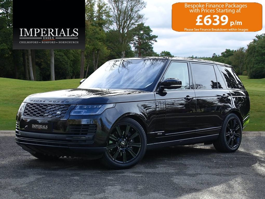 2019 Land Rover  RANGE ROVER  P400e L HYBRID AUTOBIOGRAPHY LONG B For Sale (picture 1 of 24)