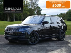 2019 Land Rover  RANGE ROVER  P400e L HYBRID AUTOBIOGRAPHY LONG B For Sale