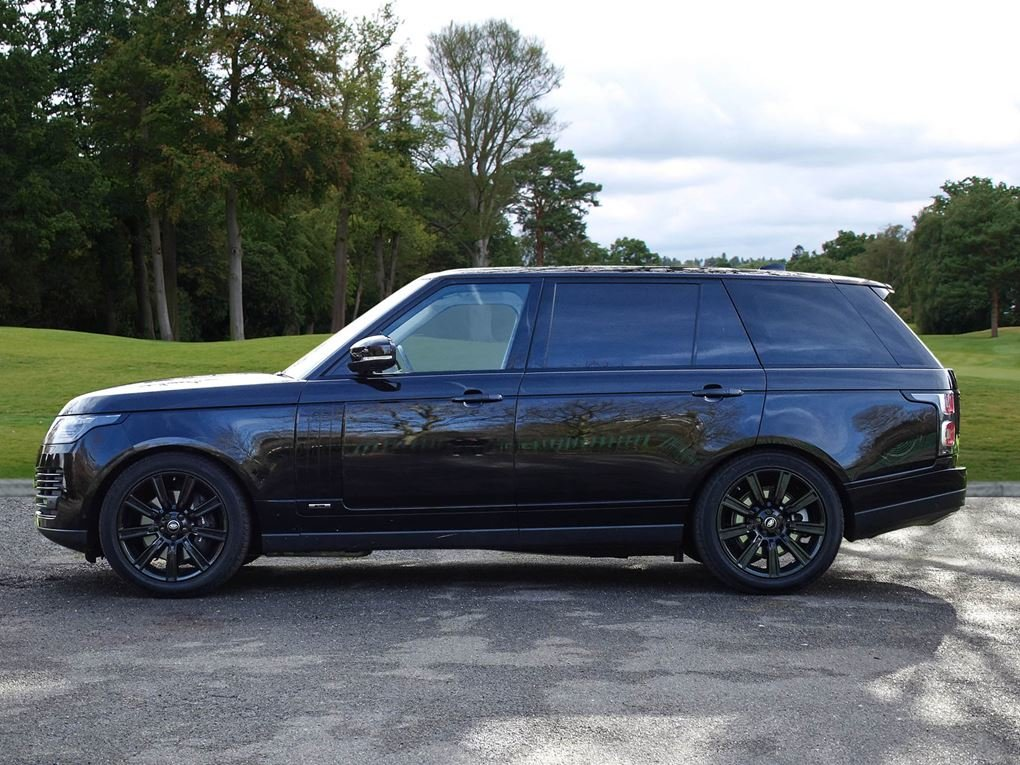 2019 Land Rover  RANGE ROVER  P400e L HYBRID AUTOBIOGRAPHY LONG B For Sale (picture 2 of 24)