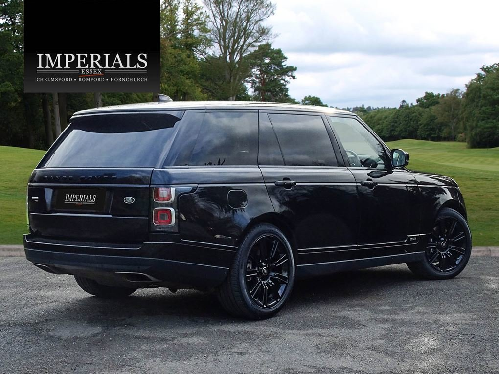2019 Land Rover  RANGE ROVER  P400e L HYBRID AUTOBIOGRAPHY LONG B For Sale (picture 4 of 24)