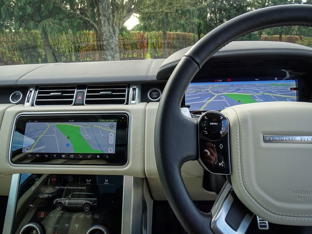 2019 Land Rover  RANGE ROVER  P400e L HYBRID AUTOBIOGRAPHY LONG B For Sale (picture 8 of 24)