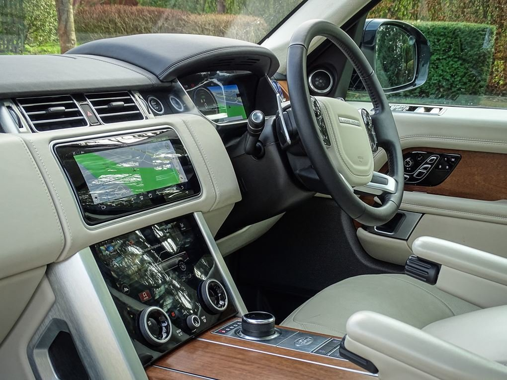 2019 Land Rover  RANGE ROVER  P400e L HYBRID AUTOBIOGRAPHY LONG B For Sale (picture 19 of 24)