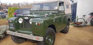 1965 Land Rover Full Nut and Bolt Restoration For Sale