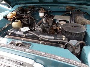 "1971 LAND ROVER Series 3   88"" 2.5TD   ""J"" reg"