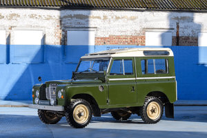 1976  Landrover Series 3