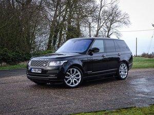 Land Rover  RANGE ROVER  5.0 V8 AUTOBIOGRAPHY 2017 MODEL AUT For Sale