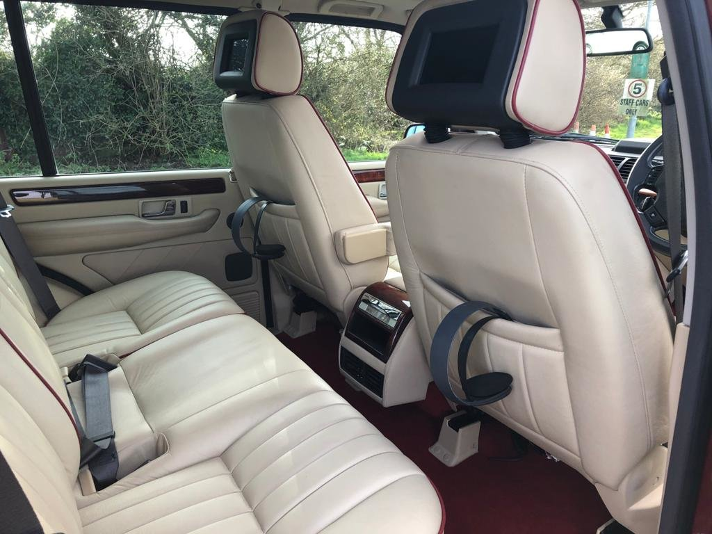 2002 Range Rover Vogue Se Auto For Sale (picture 4 of 4)