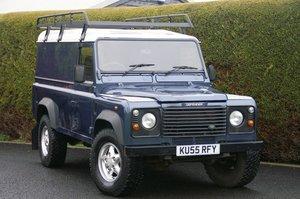 2005 Land Rover Defender 110 TD5 Hard Top