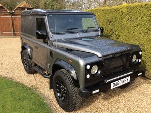 2011 Land Rover Defender 90 TDCi Bowler Upgrades
