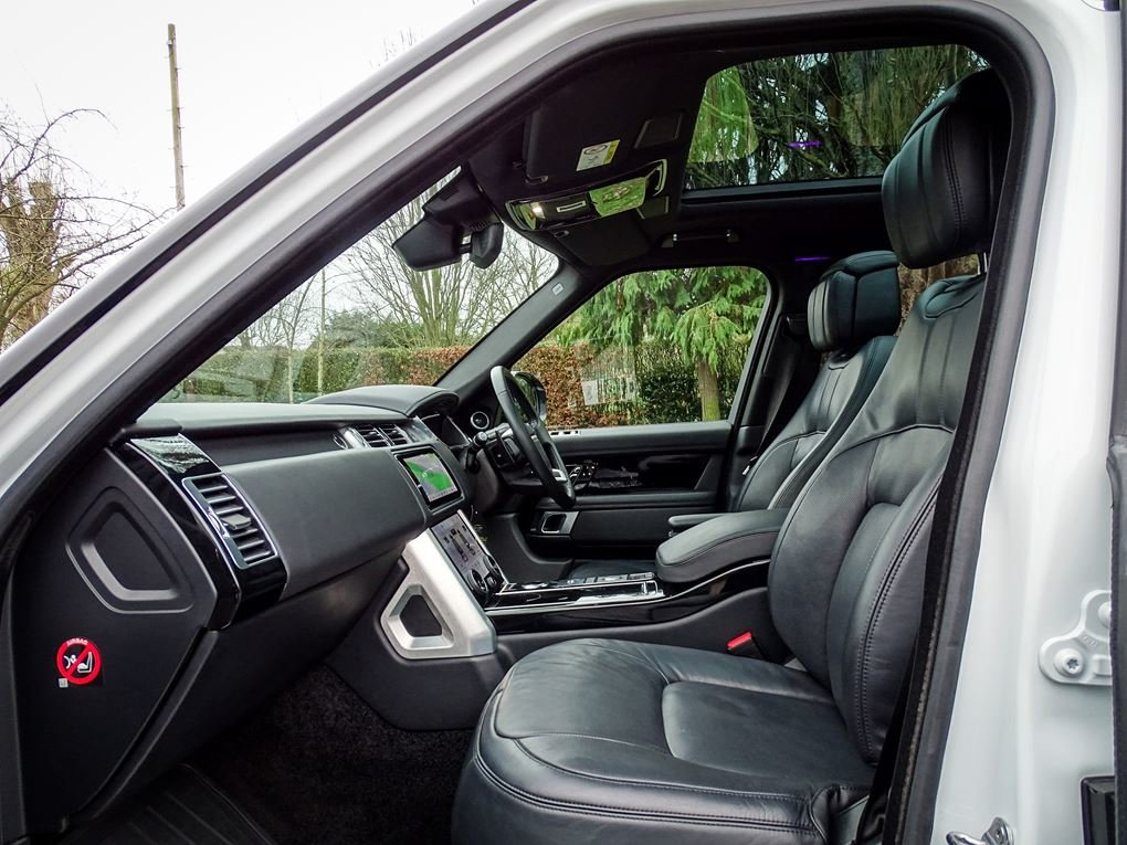 2018 Land Rover  RANGE ROVER  4.4 SDV8 VOGUE SE VAT Q EU6 8 SPEED For Sale (picture 3 of 24)