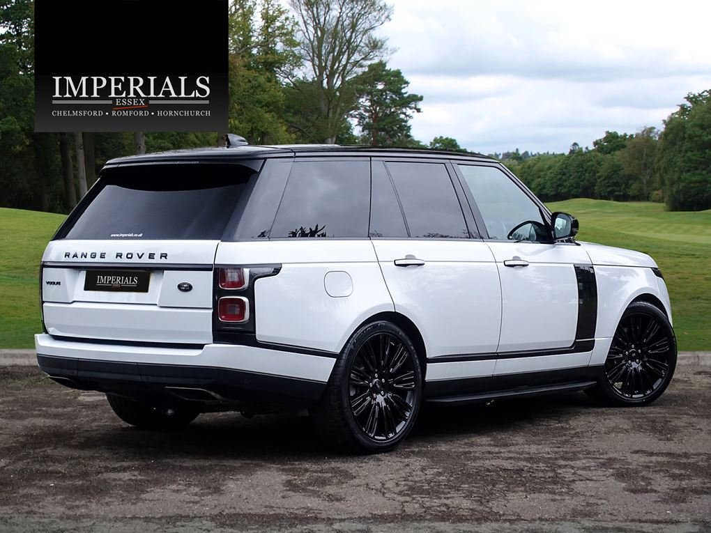 2018 Land Rover  RANGE ROVER  4.4 SDV8 VOGUE SE VAT Q EU6 8 SPEED For Sale (picture 4 of 24)