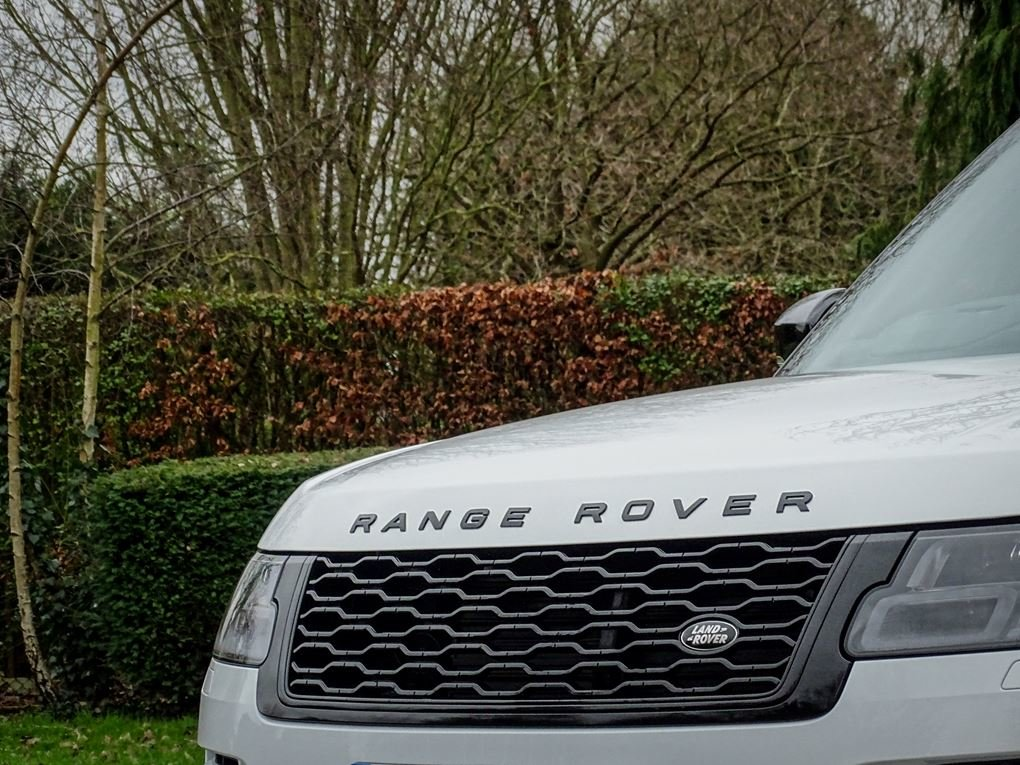 2018 Land Rover  RANGE ROVER  4.4 SDV8 VOGUE SE VAT Q EU6 8 SPEED For Sale (picture 10 of 24)