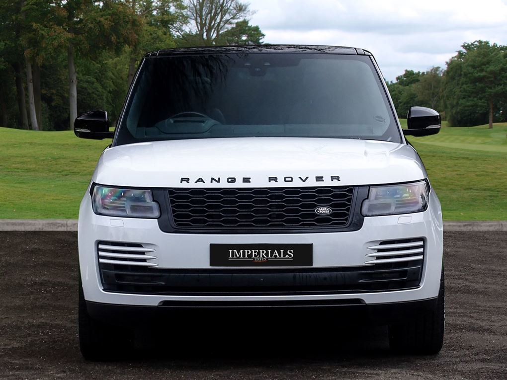 2018 Land Rover  RANGE ROVER  4.4 SDV8 VOGUE SE VAT Q EU6 8 SPEED For Sale (picture 11 of 24)