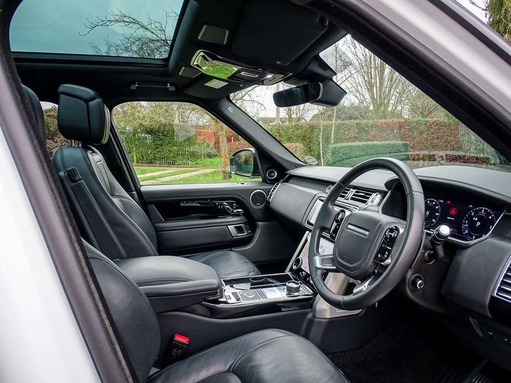 2018 Land Rover  RANGE ROVER  4.4 SDV8 VOGUE SE VAT Q EU6 8 SPEED For Sale (picture 20 of 24)