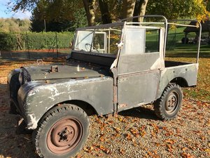 Land Rover Series 1 80 - Very Original