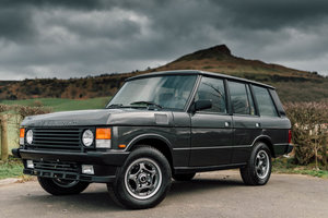 1990 RANGE ROVER CLASSIC 6.8 680CS - FULLY RESTORED
