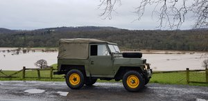 1979 Series III 24v Lightweight For Sale