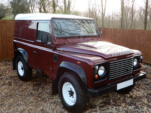 Picture of 2015 Land Rover Defender 90 Hard Top SOLD
