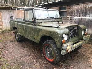 Picture of lLand Rover Series 2a IIa 1971 109 SOLD