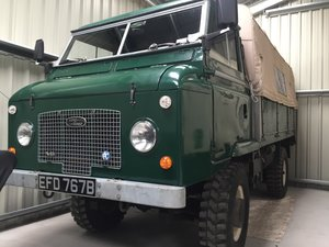 1964 Land Rover Series 2 Forward Control For Sale