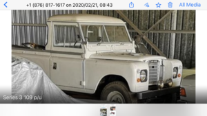 1979 Landrover series 3 109
