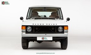 1972 RANGE ROVER SERIES 1 // SUFFIX A // FAMILY OWNED FROM NEW