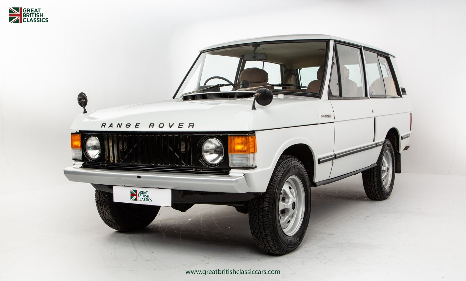 1972 RANGE ROVER SERIES 1 // SUFFIX A // FAMILY OWNED FROM NEW For Sale (picture 2 of 21)