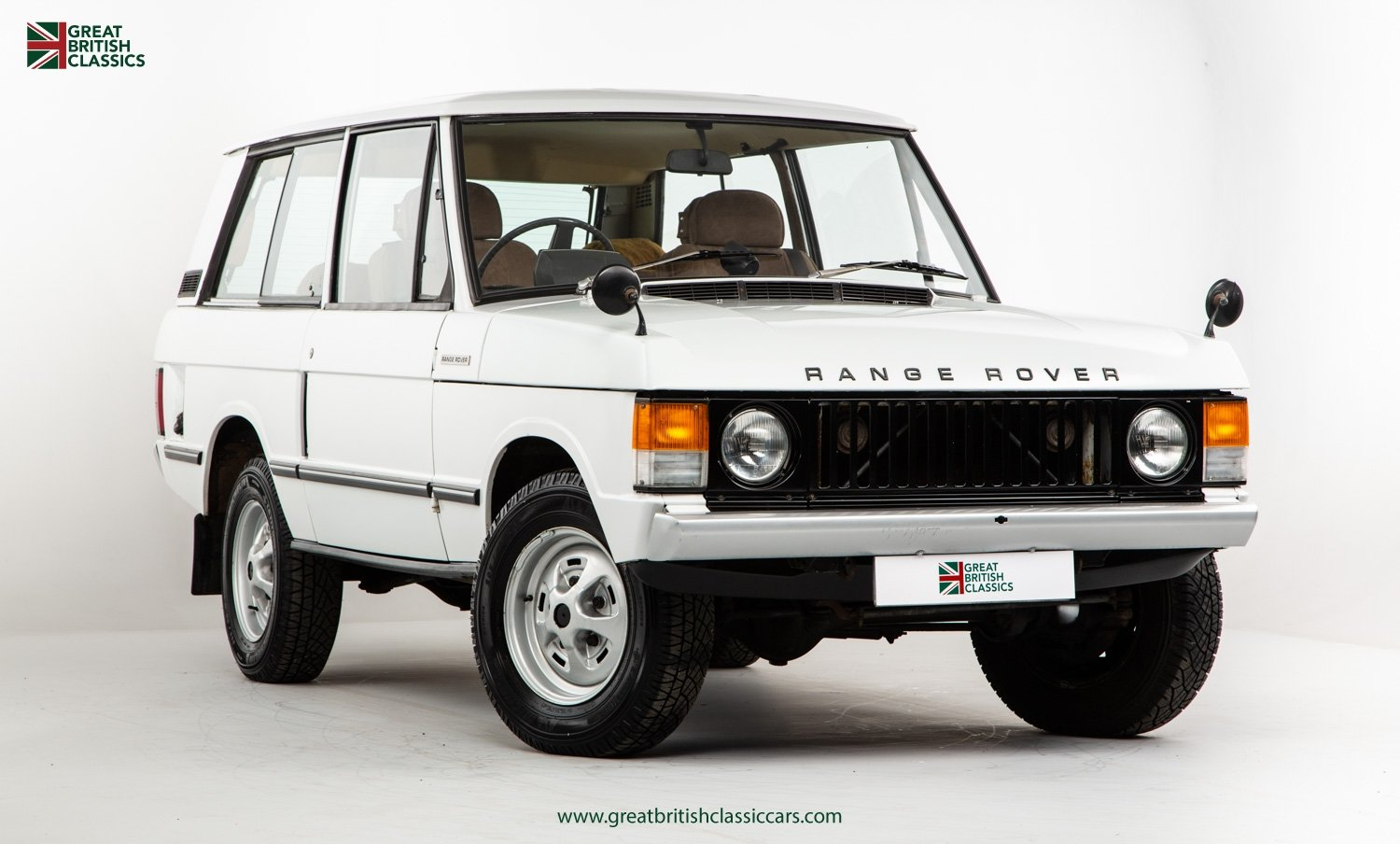 1972 RANGE ROVER SERIES 1 // SUFFIX A // FAMILY OWNED FROM NEW For Sale (picture 4 of 21)