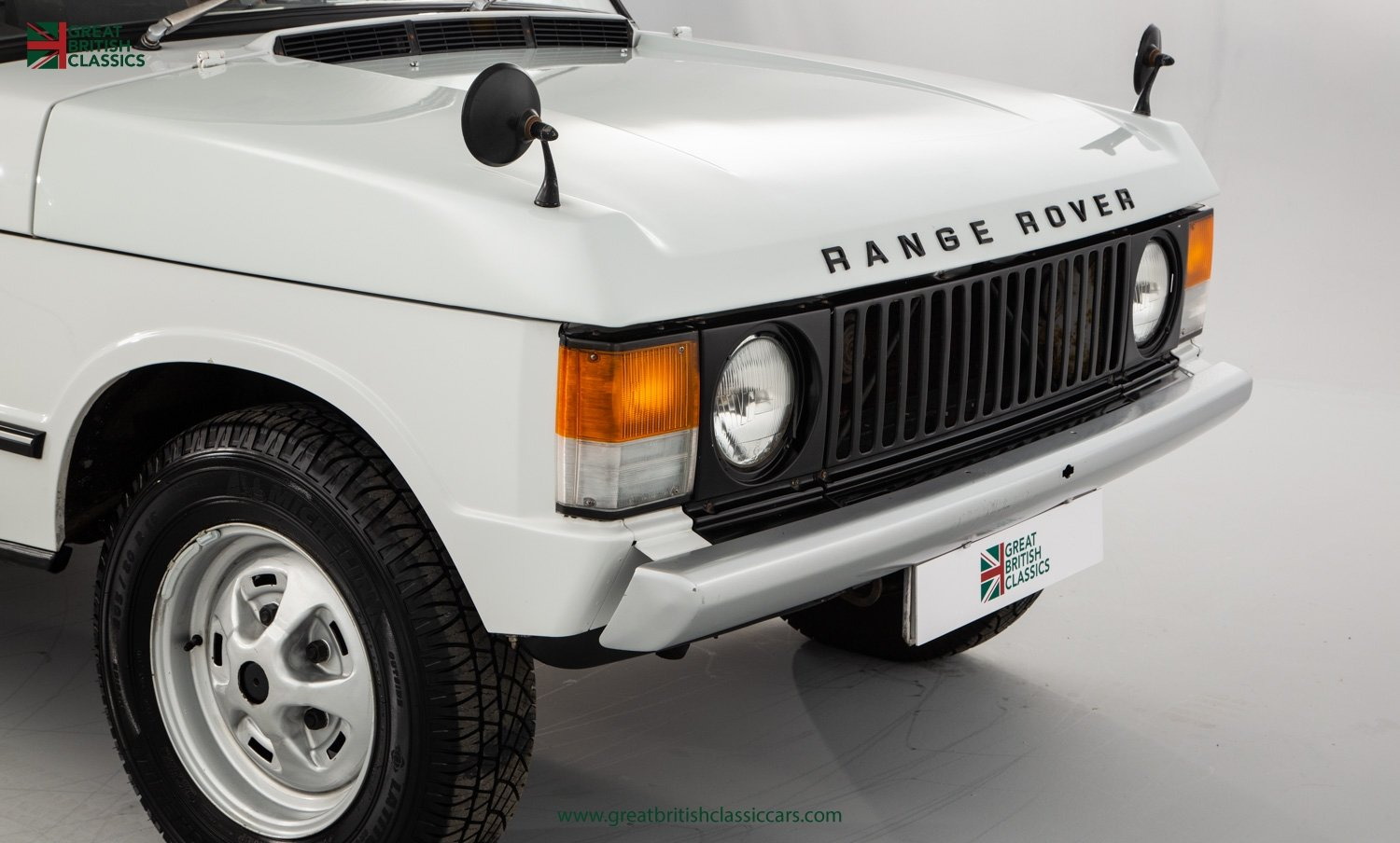 1972 RANGE ROVER SERIES 1 // SUFFIX A // FAMILY OWNED FROM NEW For Sale (picture 5 of 21)