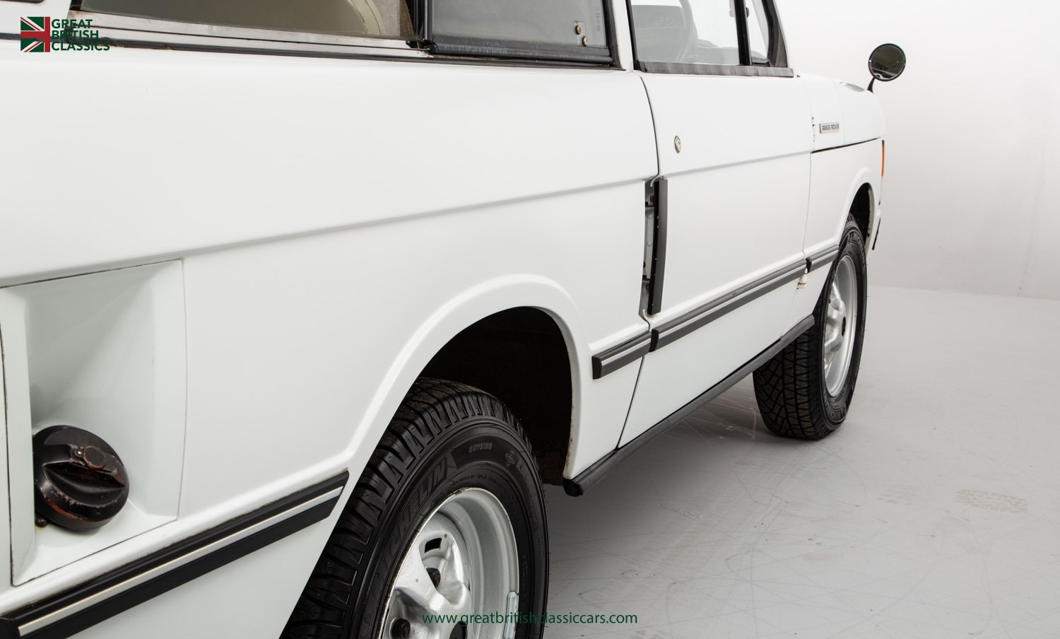 1972 RANGE ROVER SERIES 1 // SUFFIX A // FAMILY OWNED FROM NEW For Sale (picture 7 of 21)