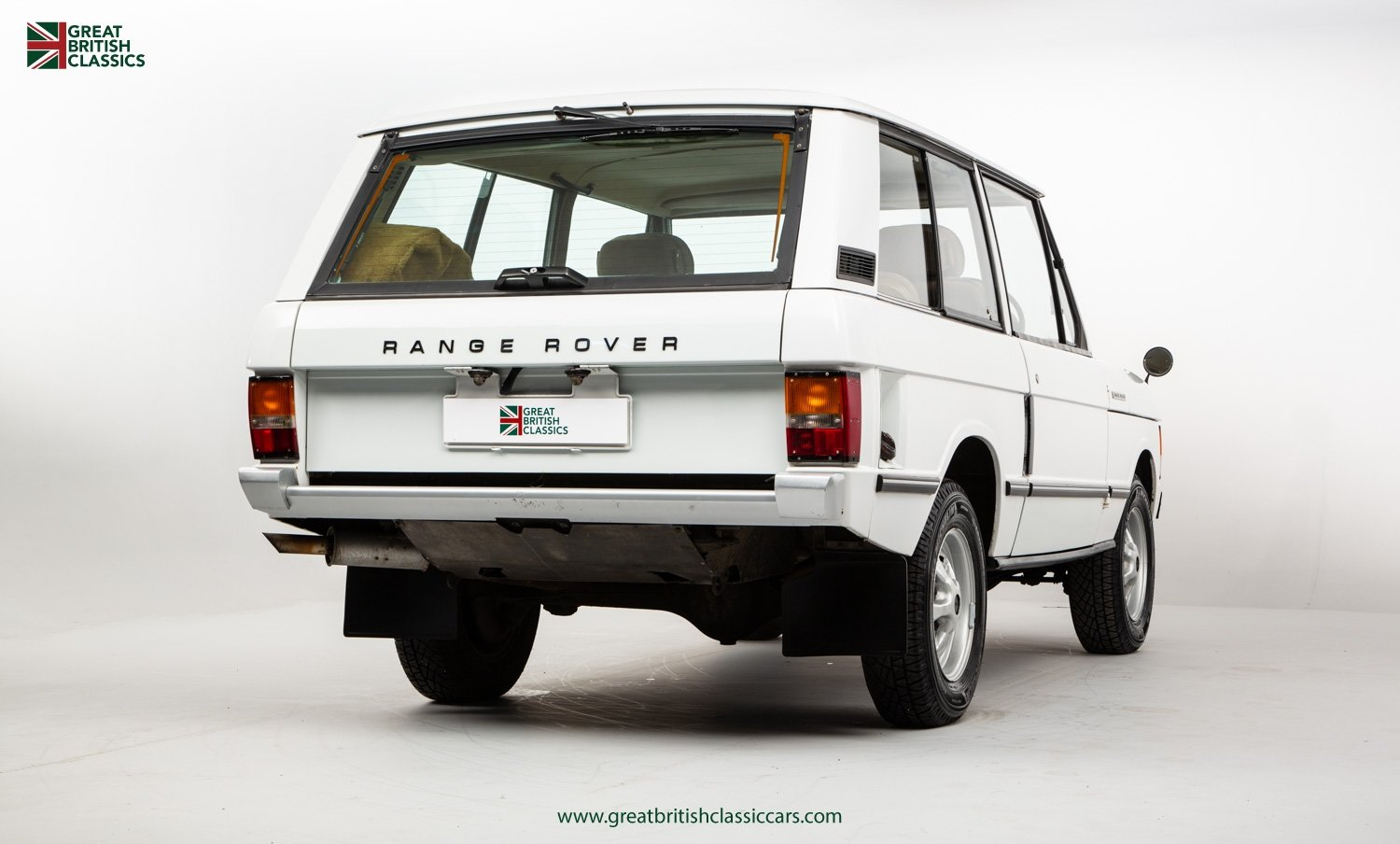 1972 RANGE ROVER SERIES 1 // SUFFIX A // FAMILY OWNED FROM NEW For Sale (picture 8 of 21)
