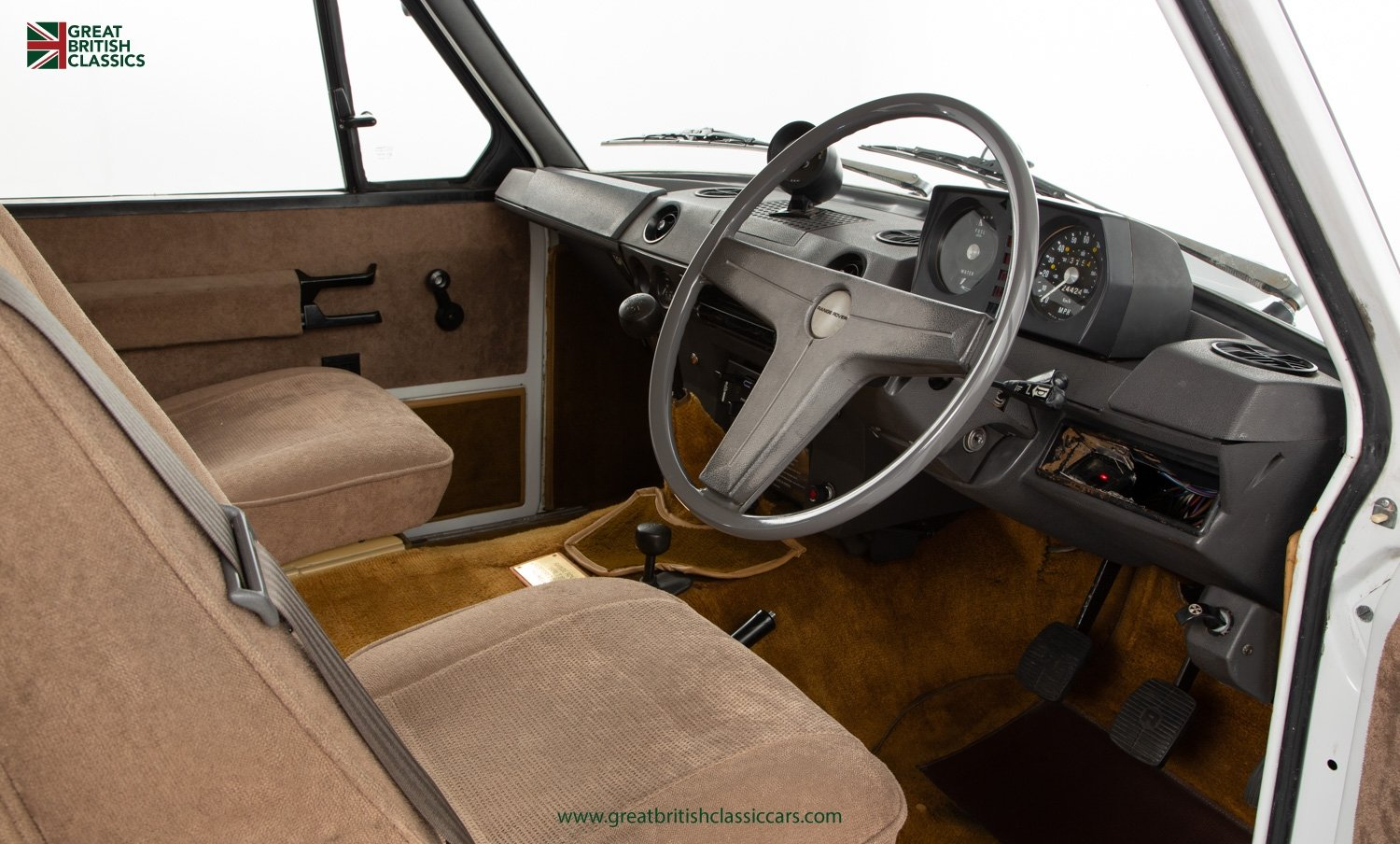 1972 RANGE ROVER SERIES 1 // SUFFIX A // FAMILY OWNED FROM NEW For Sale (picture 12 of 21)