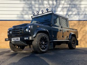 2003 LAND ROVER DEFENDER 110 // TD5 2.5L // DOUBLE CAB