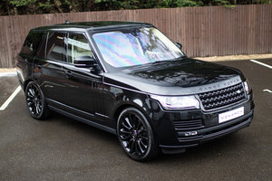 2016/66 Range Rover Autobiography 5.0 Supercharged