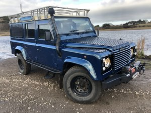 Picture of 1994 Land Rover 110 CSW, 300Tdi, AUTO, Galv chassis & bulkhead SOLD