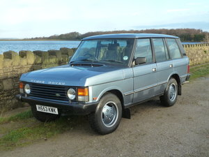Picture of 1991 Range Rover Vogue – 2.5 Diesel SOLD
