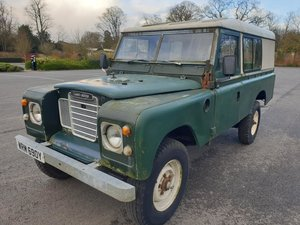 1983 Land Rover Series 3 For Sale by Auction