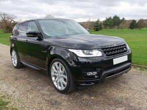 2017 Range Rover Sport 5.0 Auto Dyn V8