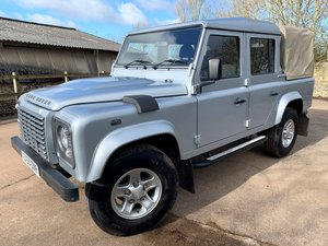 2009 superb looking/driving 09/59 Defender 110TDCi XS doublecab