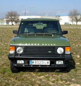 1990 Range Rover 3.9 Efi VOGUE SE